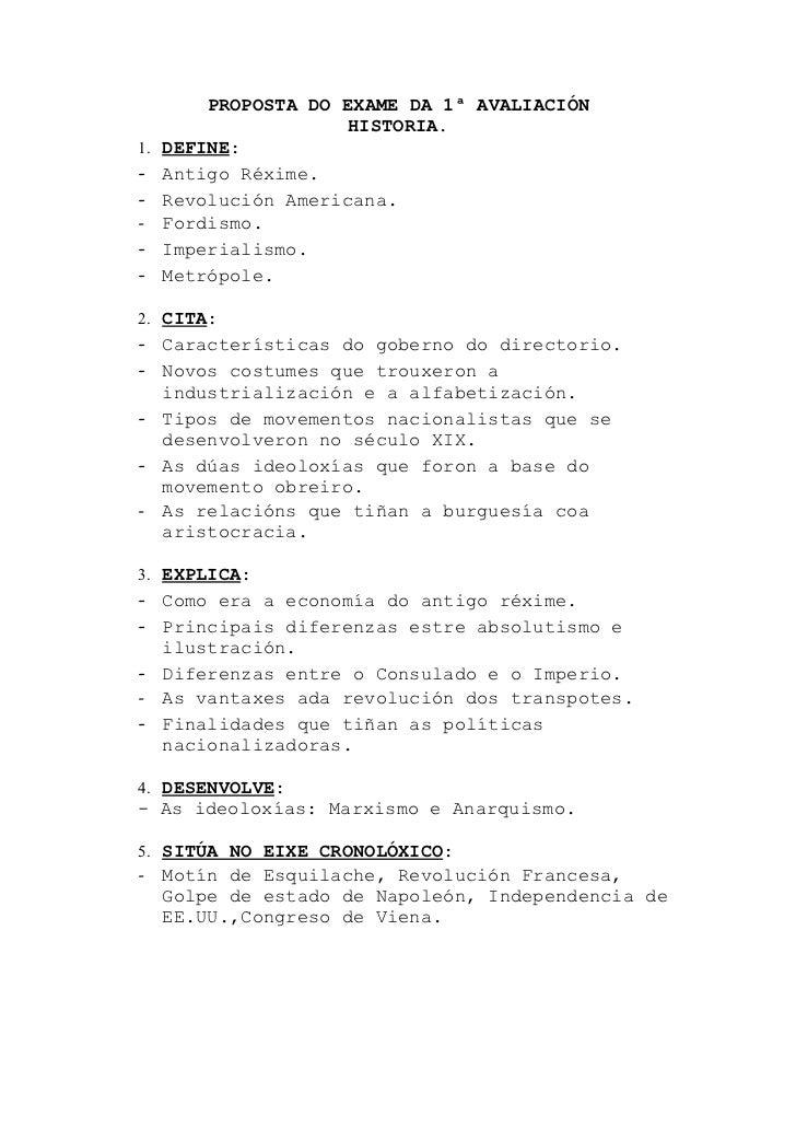 Proposta de exame ccss 1º avaliación Alberto Rivas