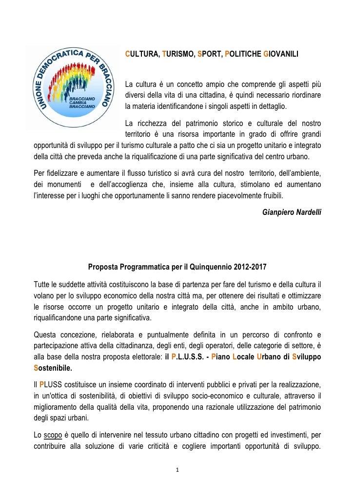 Le nostre proposte per Bracciano
