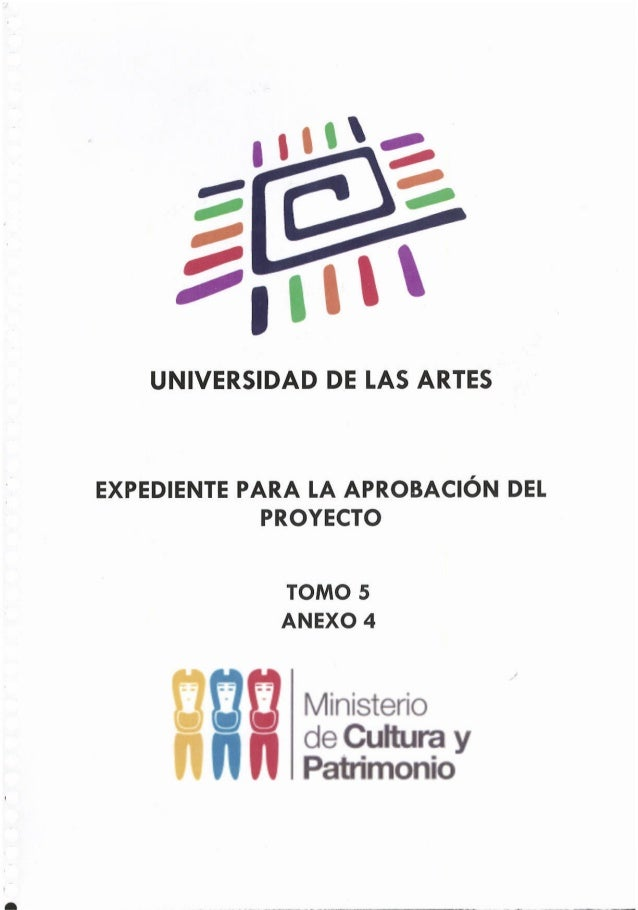 Propuesta5 -  Proyecto de Ley de Creación de la Universidad de las Artes