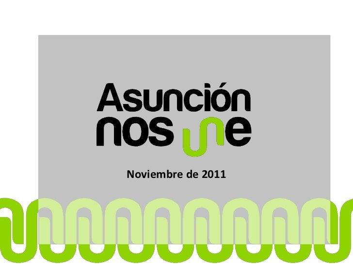 Noviembre de 2011