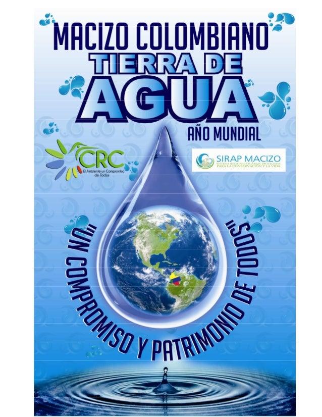 Propuesta evento macizo tierra de agua