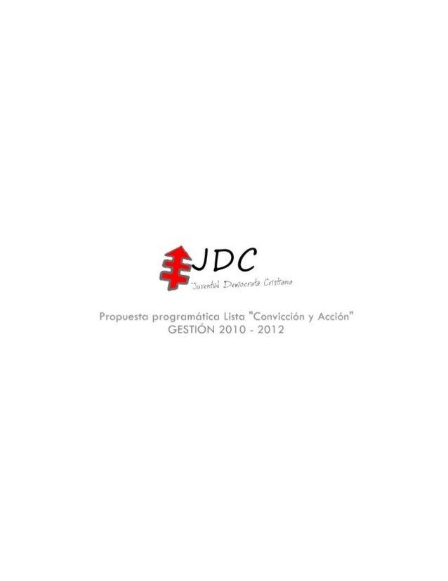 PROPUESTAPROGRAMATICA2010-2012 2 Introducción Estimad@s Camaradas: Con un fraternal saludo, damos la bienvenida a todos qu...