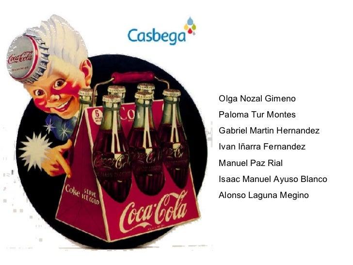 Propuestas de Comunicación para CocaCola