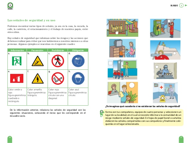 Propuestas did cticas para la prevenci n de riesgos - Seguridad en tu casa ...