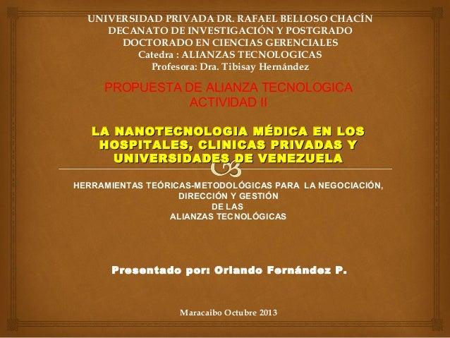 UNIVERSIDAD PRIVADA DR. RAFAEL BELLOSO CHACÍN DECANATO DE INVESTIGACIÓN Y POSTGRADO DOCTORADO EN CIENCIAS GERENCIALES Cate...
