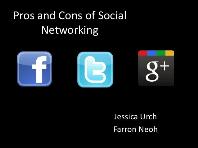 pros of social networking essay