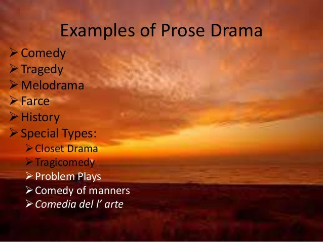 Prose jdfp for Farcical humor examples
