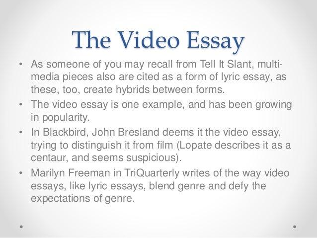 crafting essay questions