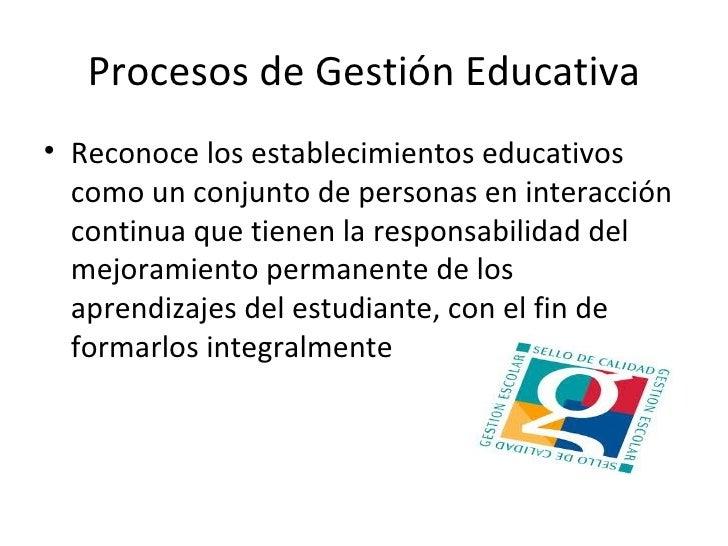 Administracion educativa proceso de gestion educativa for Oficina del estudiante universidad de la rioja