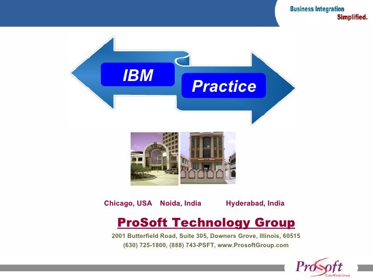 ProSoft Technology Group 2001 Butterfield Road, Suite 305, Downers Grove, Illinois, 60515 (630) 725-1800, (888) 743-PSFT, ...