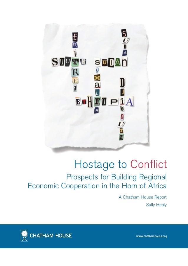 Prospect for building regional economic cooperation in hoa