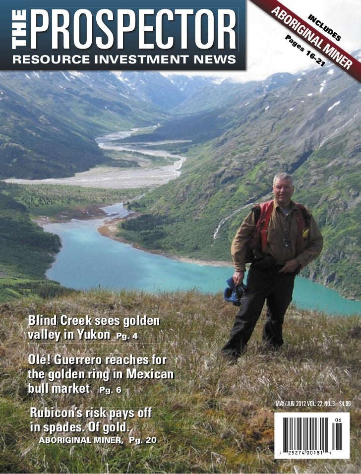 The Prospector May/June 2012 Edition