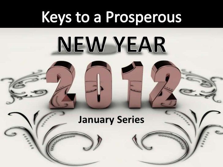 Prosperous New Year Part 2 (English)
