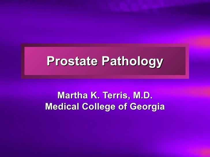 Prostate Pathology
