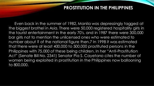 escorts act prostitutes numbers