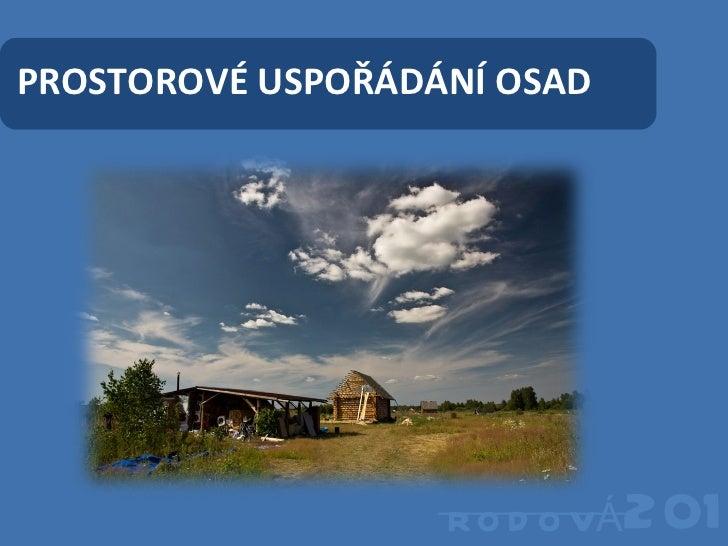 Prostorové uspořádání ekologických osad v Rusku a Lotyšsku: Kovčeg - Slavnoe - Amatciems