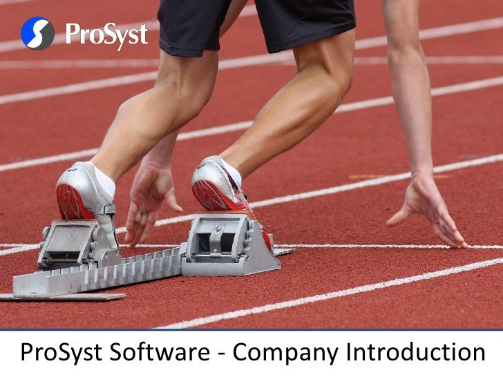 ProSyst Software - Company Introduction