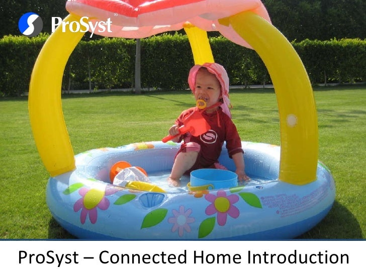 ProSyst Connected  Home OSGi Solutions