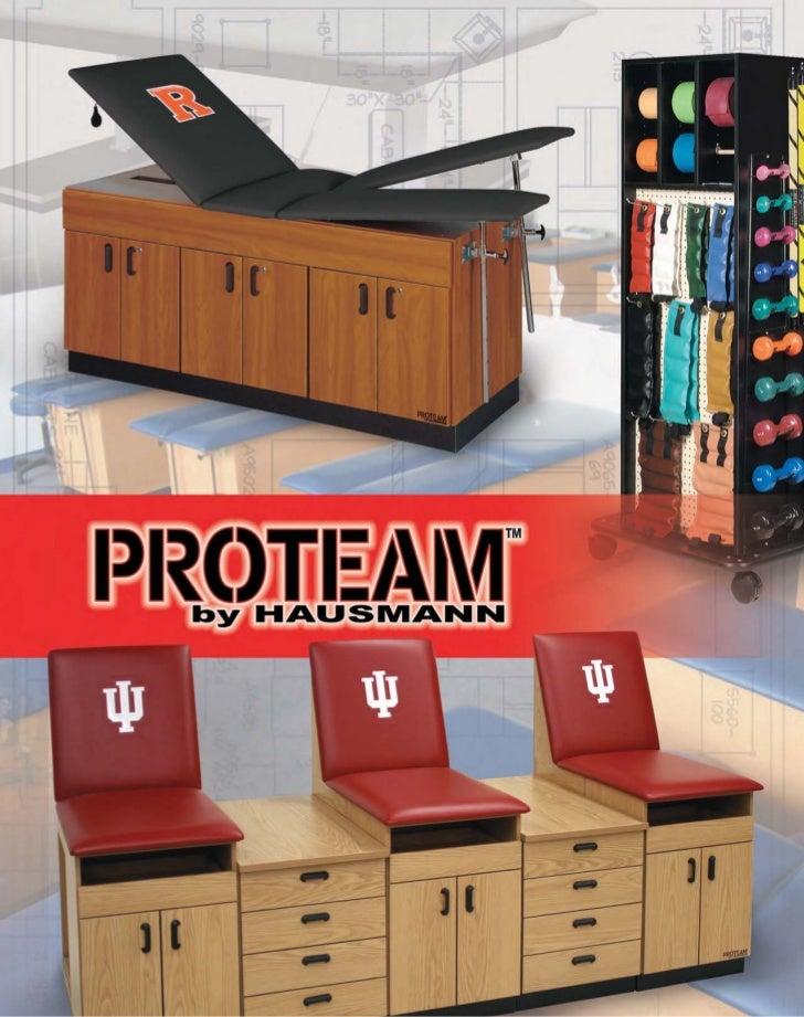PROTEAM by Hausmann 2011-2013 Catalog