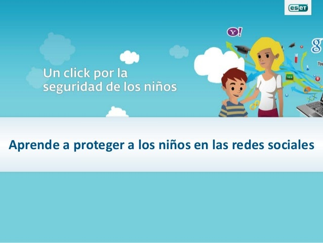 Proteccion Infantil en Redes Sociales
