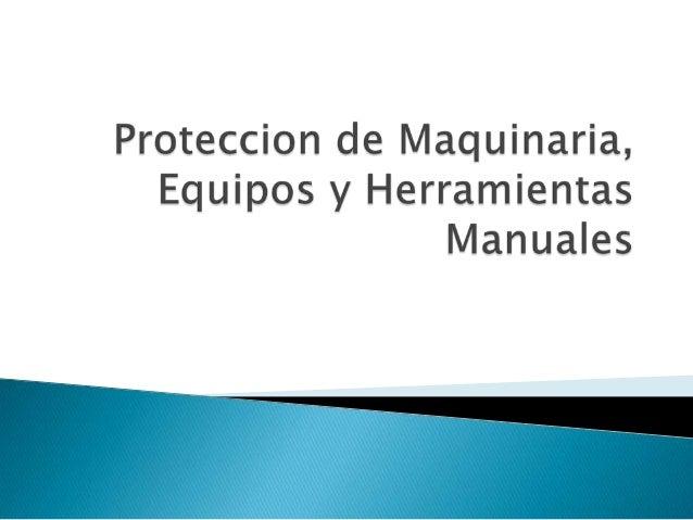 La prevencion siempre seantepone a la proteccion.