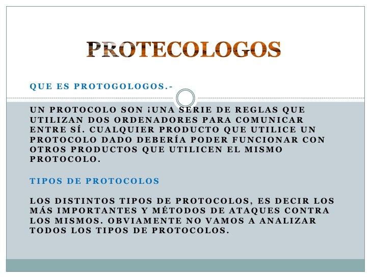 Protocologos 1