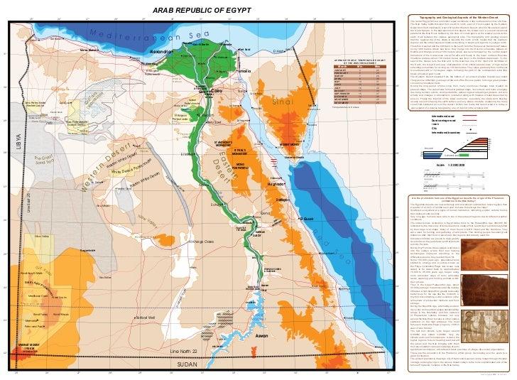 ARAB REPUBLIC OF EGYPT                            25°                               26°                              27°  ...