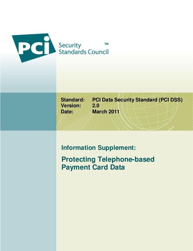 Cognia PCI DSS compliance services