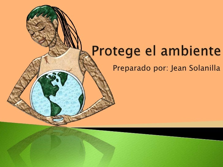 Protege el ambiente-Udi