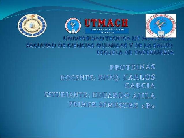 CLASIFICACION DE LAS PROTEINAS SEGÚN SU FORMA: Fibrosas: presentas cadenas polipeptidicas y una estructura atípica. Son in...