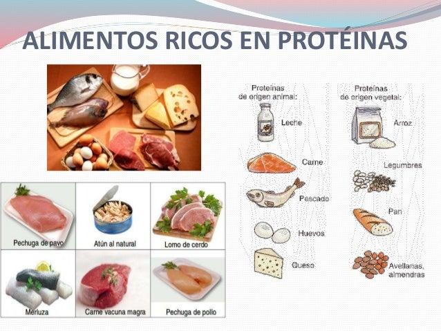 Proteinas en los alimentos - Alimentos vegetales ricos en proteinas ...