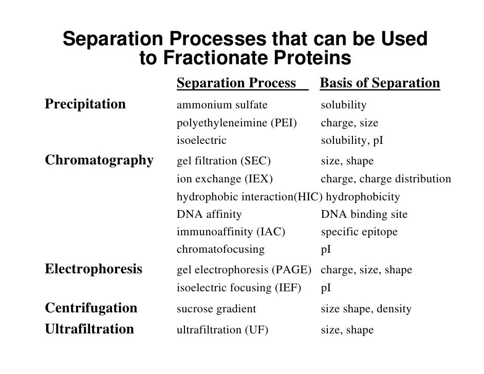 isolation of protein by ammonium sulfate precipitation Ammonium sulfate precipitation krisna c duong-ly,  purify the sample the  primary shortcoming of using salting out to purify proteins, how.