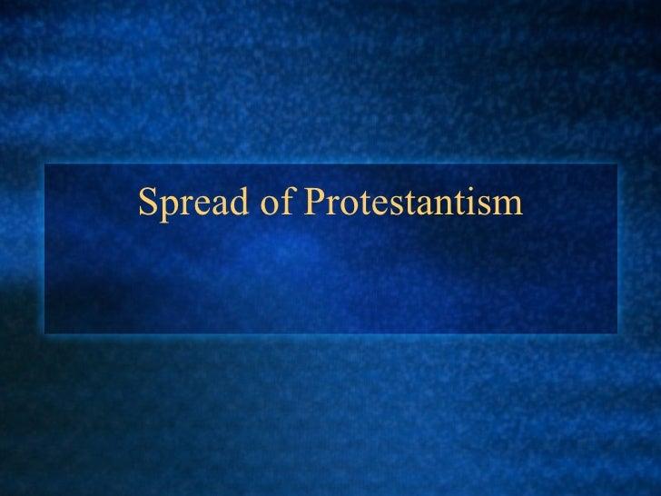 Protestanism & Catholic Reformation
