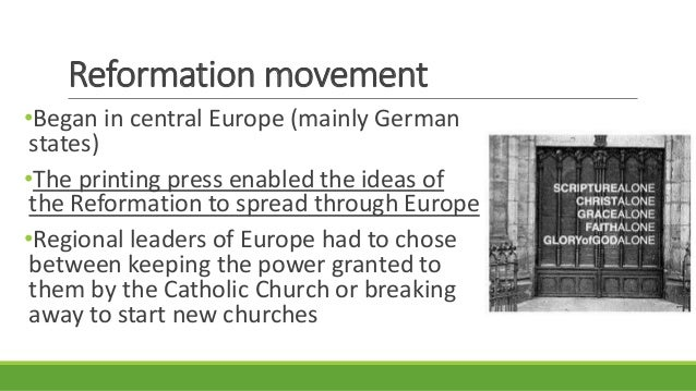 printing press protestant reformation The importance of the printing press for the protestant reformation, part two article by barry waugh october 2013 editors' note: this is the second article of a two part series by dr barry waugh.
