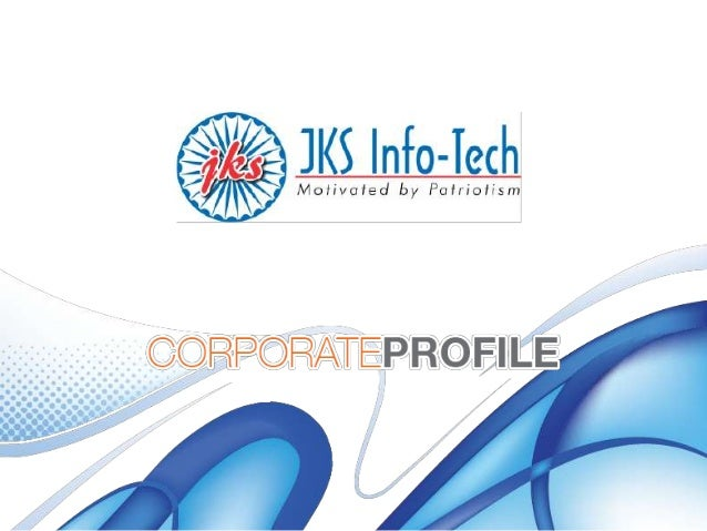 JKS  Info-Tech is a Global Information Technology (IT) Solutions Company since August 15th 1999. Over a decade, the endeav...