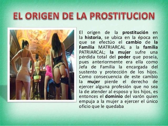 las prostitutas cristianas la protitucion