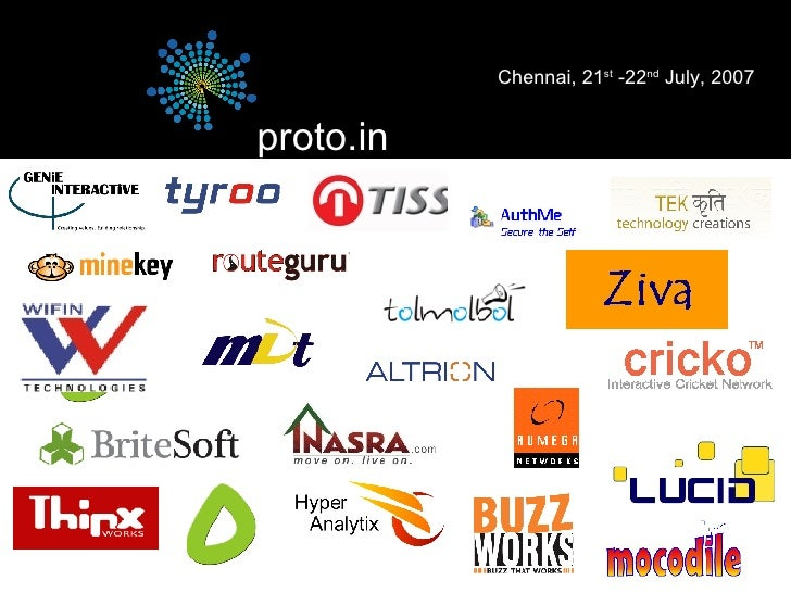 Proto II : the final 23 startups
