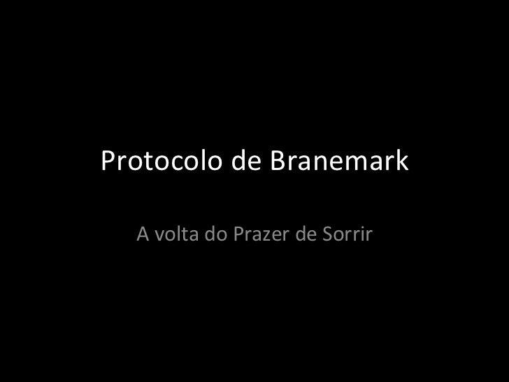 Protocolo de Branemark A volta do Prazer de Sorrir