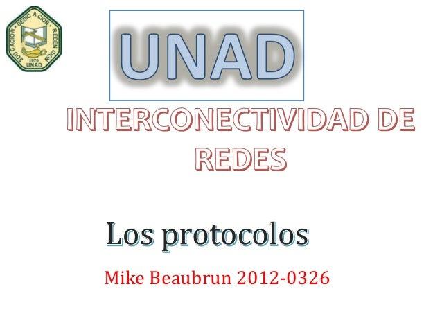 Mike Beaubrun 2012-0326