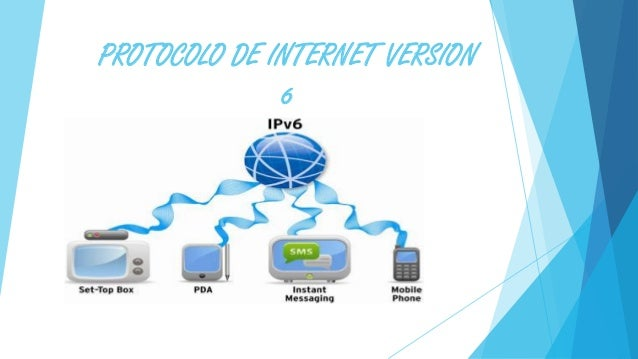 Protocolo de internet version 6