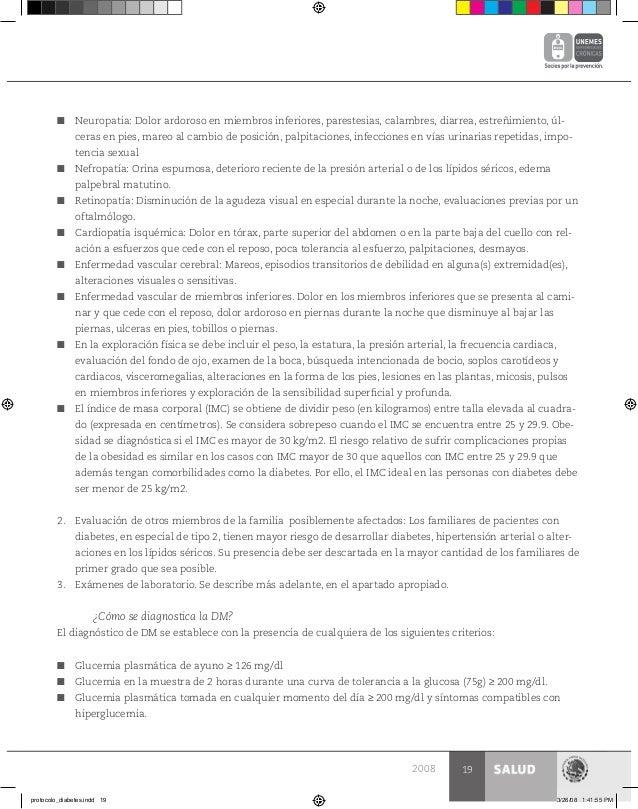 Protocolo Diabetes UNEMES