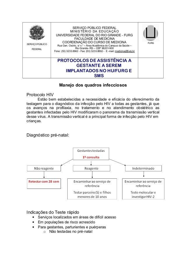 SERVIÇO PÚBLICO FEDERAL SERVIÇO PÚBLICO FEDERAL MINISTÉRIO DA EDUCAÇÃO UNIVERSIDADE FEDERAL DO RIO GRANDE - FURG FACULDADE...