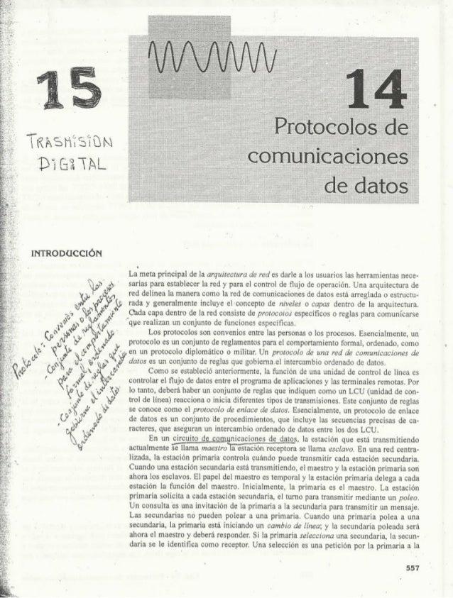 Protocolos transmision