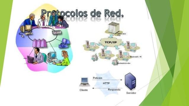 • Protocolos de comunicación de red.  Tipos de protocolos de red. • • • • • •  TCP/IP. HTTP. FTP. NetBIOS. Protocolo ARP. ...