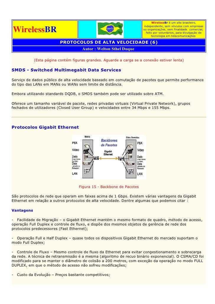 WirelessBr é um site brasileiro,                                                                        independente, sem ...