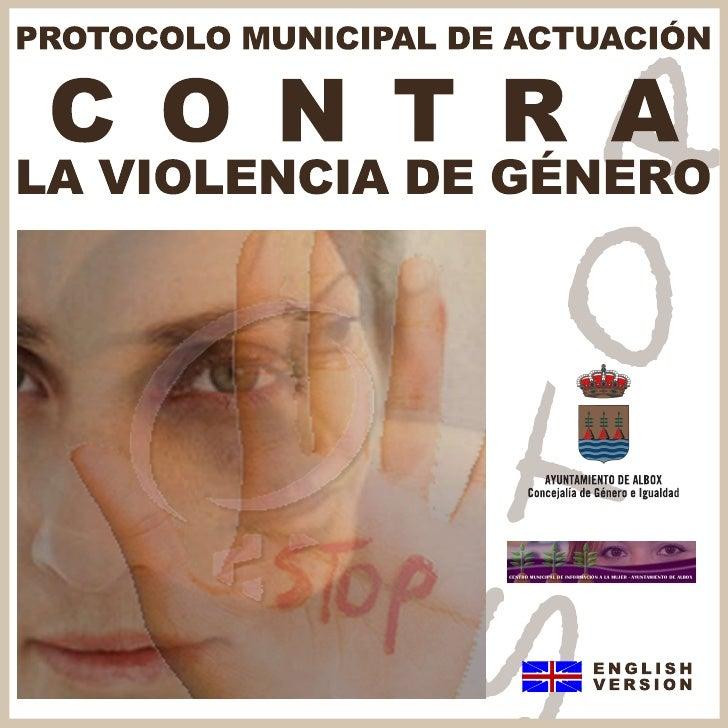 Protocolo Violencia