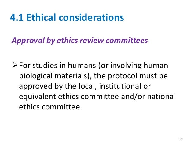how to write an ethics proposal