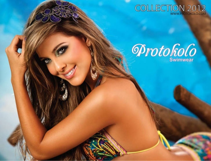 2012 Protokolo swimwear apparel collection
