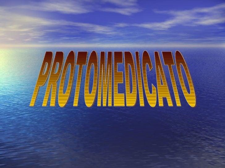 Protomedicato