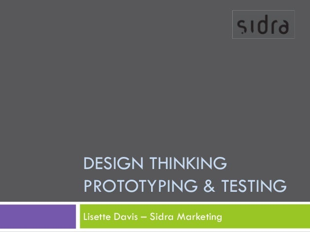 Stanford Design Thinking: prototype online community study coach